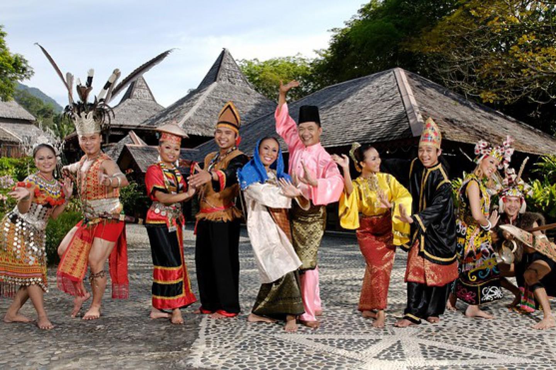 Ethnics in Malaysia.